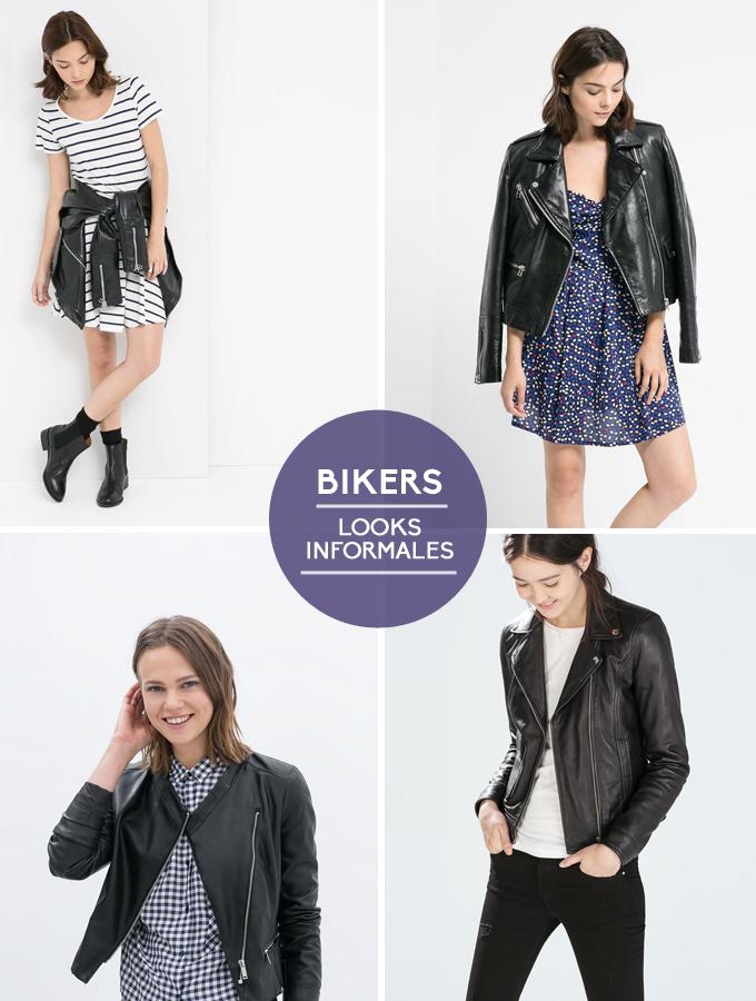 bikers cuero - looks informales