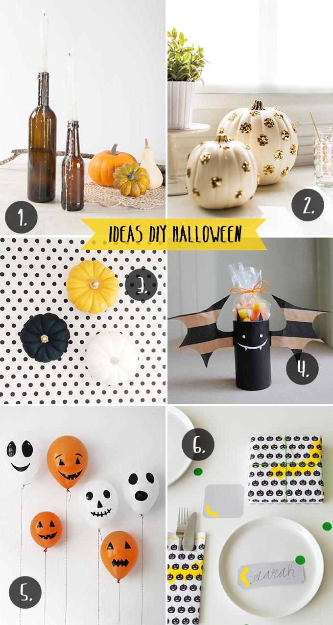 ideas diy halloween