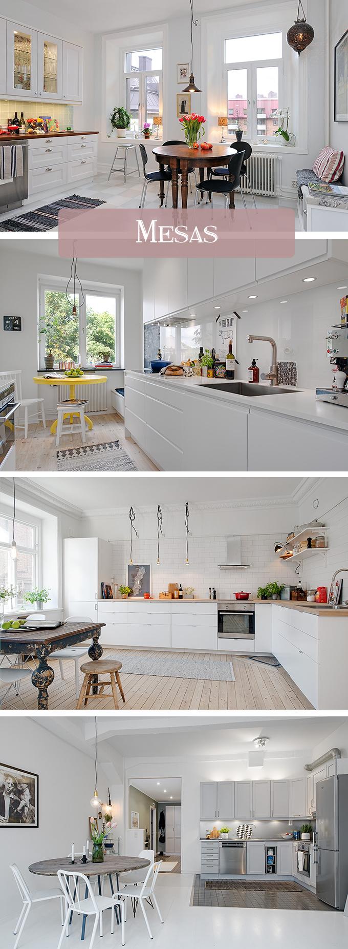 cocina nordica vintage 2