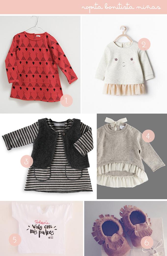 ropa bonitista niñas