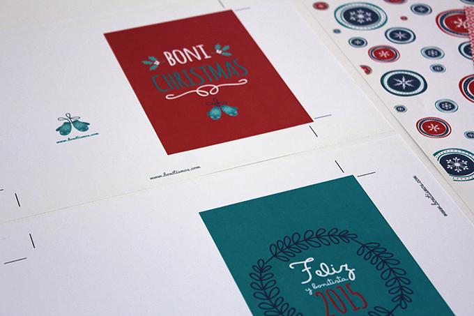 postales Navidad bonitistas