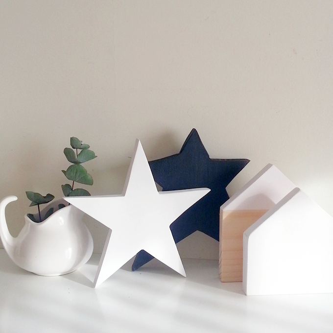 Trastovere objetos de madera de decoraci n - Objetos rusticos para decoracion ...
