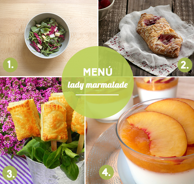 menu lady marmalade
