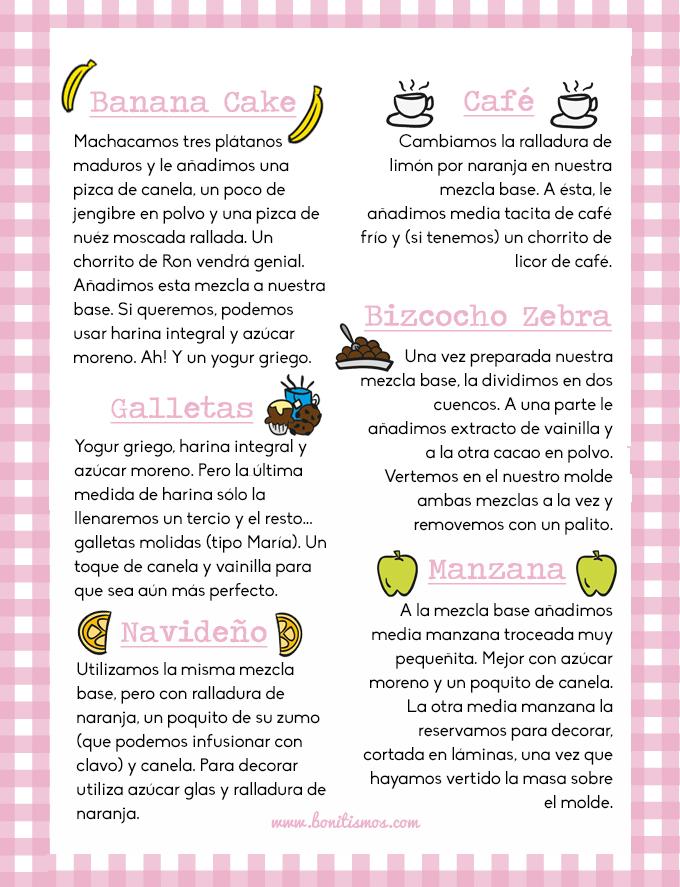 receta bizcocho facil 2