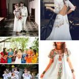 vestido mexicano boda