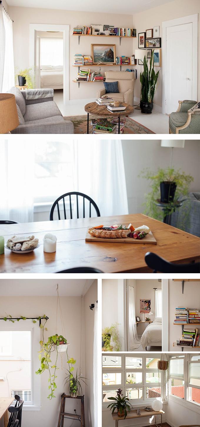 casa inspiracion nordica salon