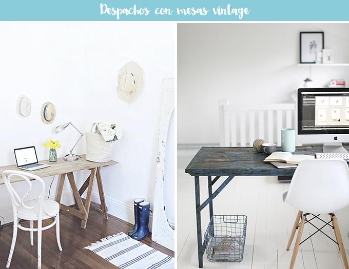 despachos-con-mesas vintage