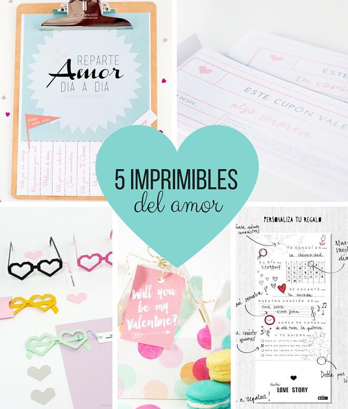 5 imprimibles