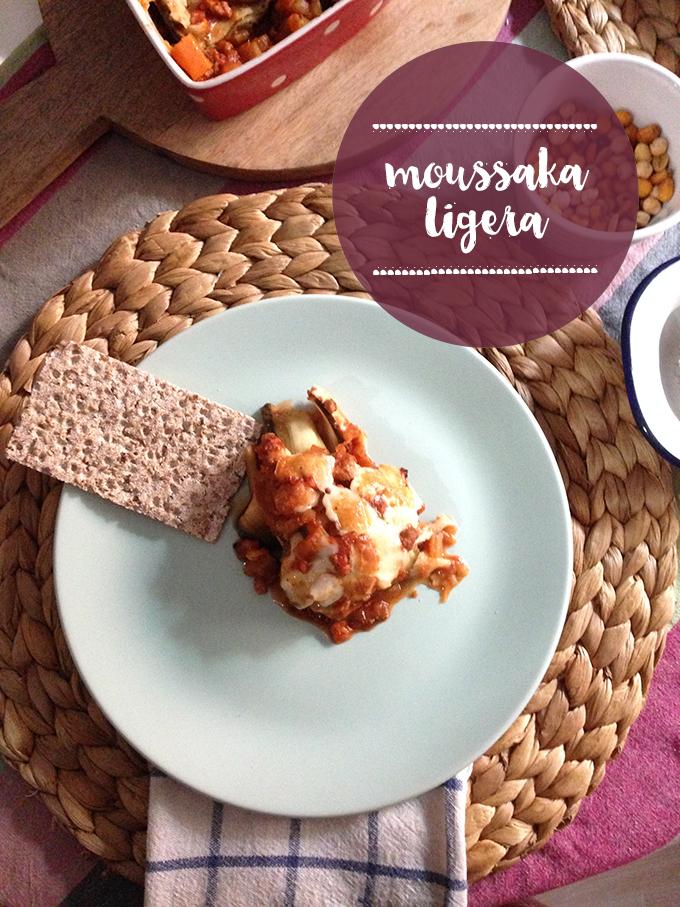 moussaka receta