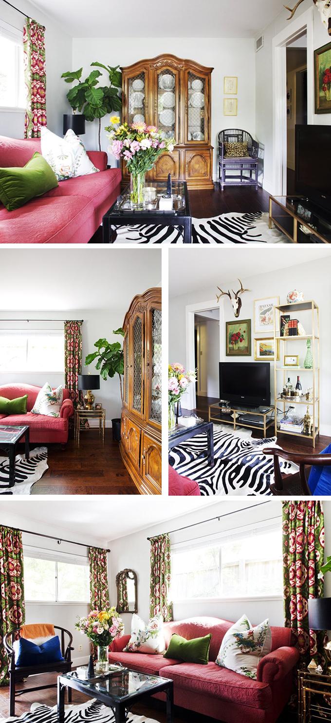 casa vintage salon