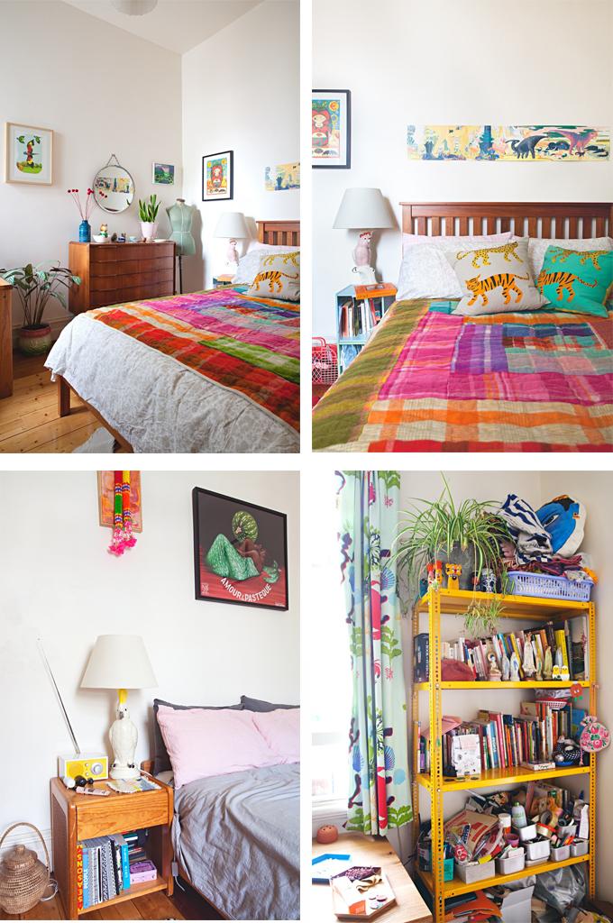 dormitorio casa melbourne