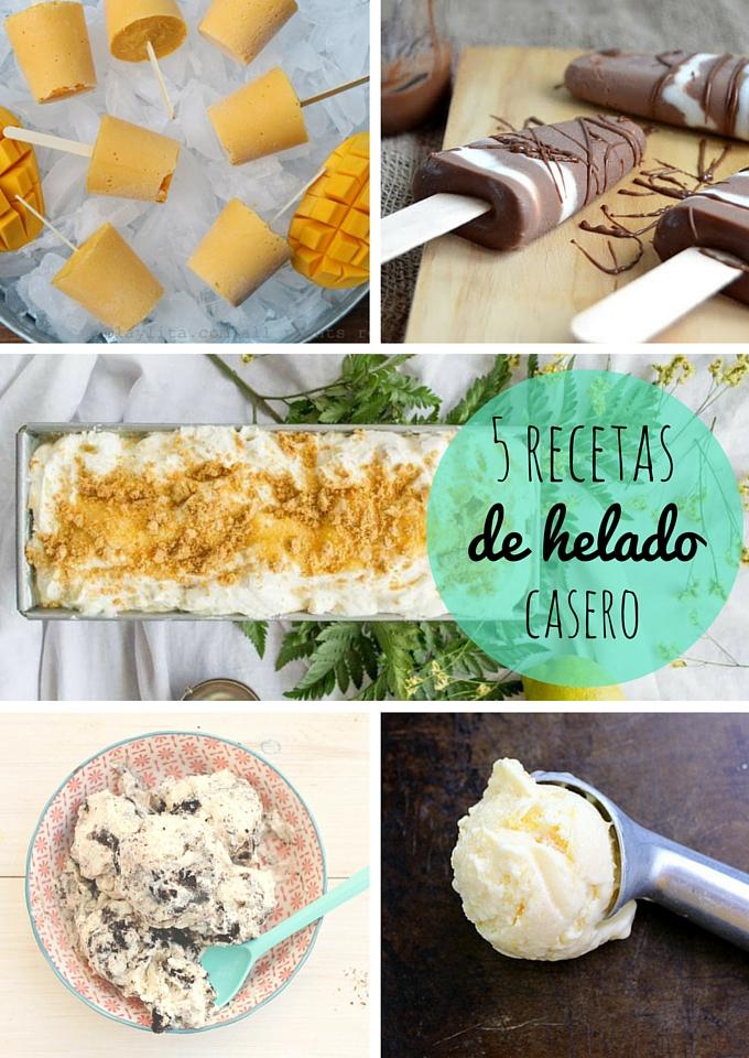 5 recetas