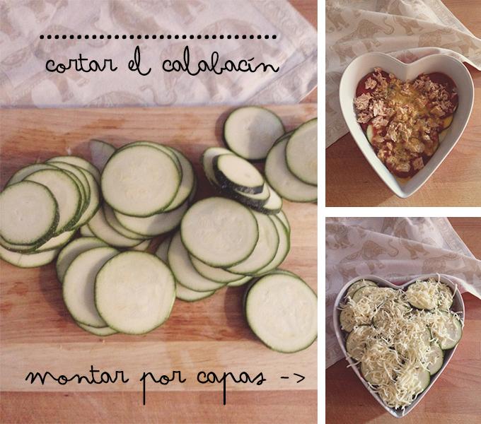 pastel calabacin receta 2