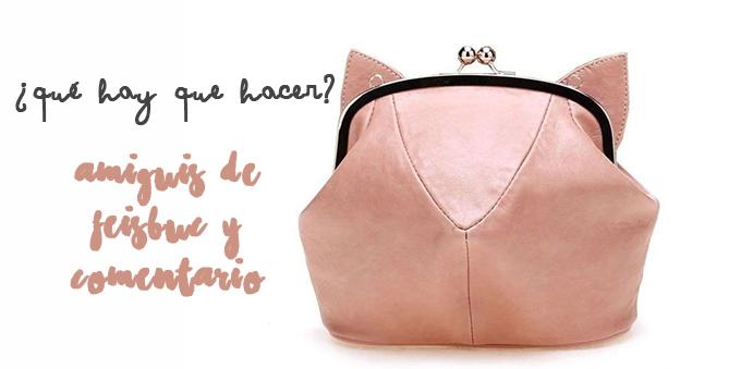 bolso-gato-rosa concurso