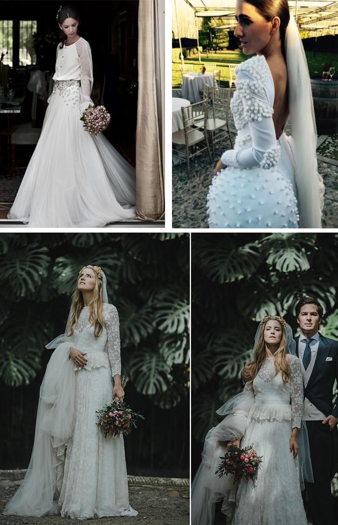 vestidos de novia iconicos