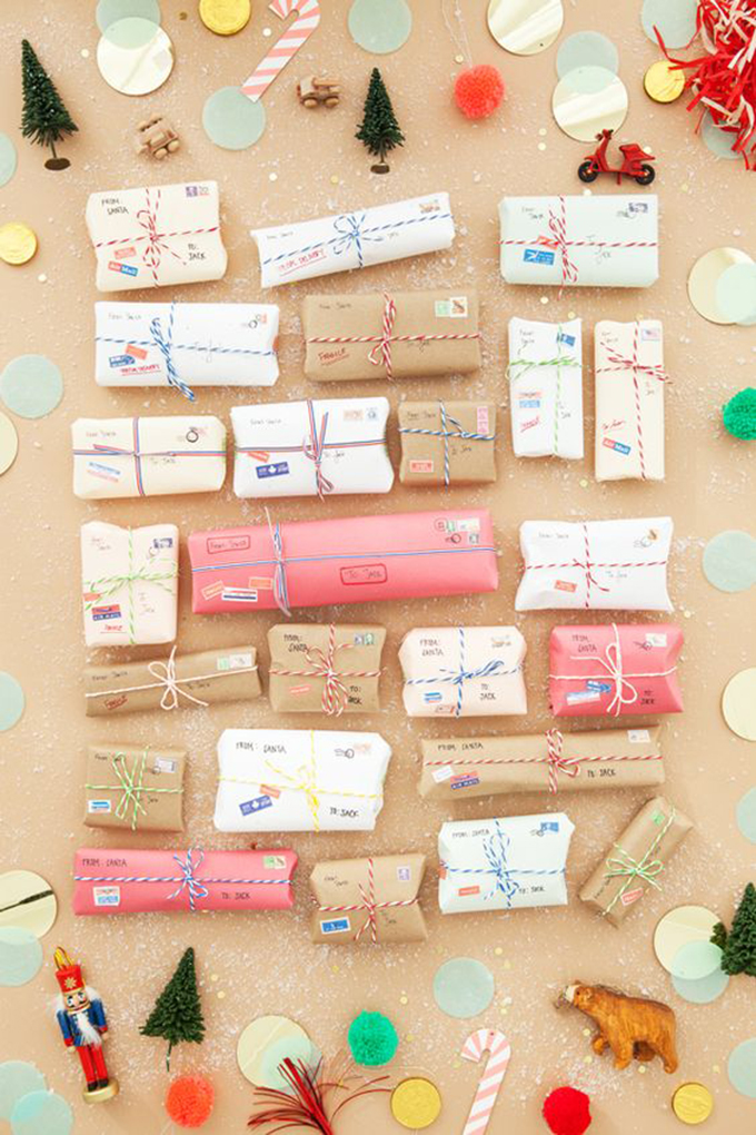 Original Advent Calendar Ideas : Ideas para el calendario de adviento bonitismos