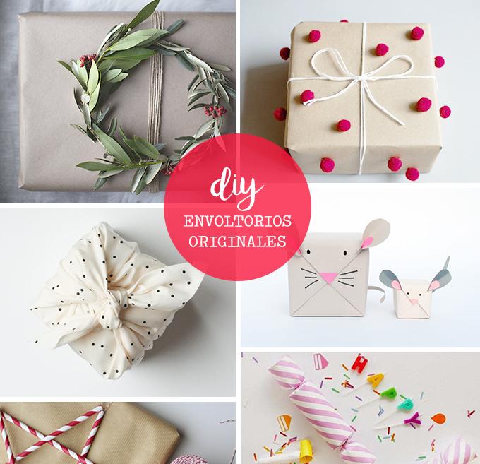 Como envolver regalos de navidad originales originales - Como envolver regalos de navidad originales ...