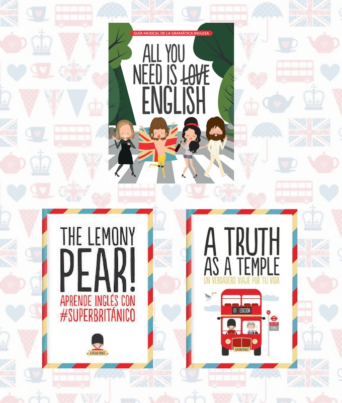 libros de superbritanico para aprender ingles