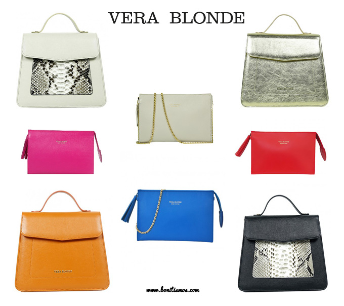 bolsos vera blonde malaga