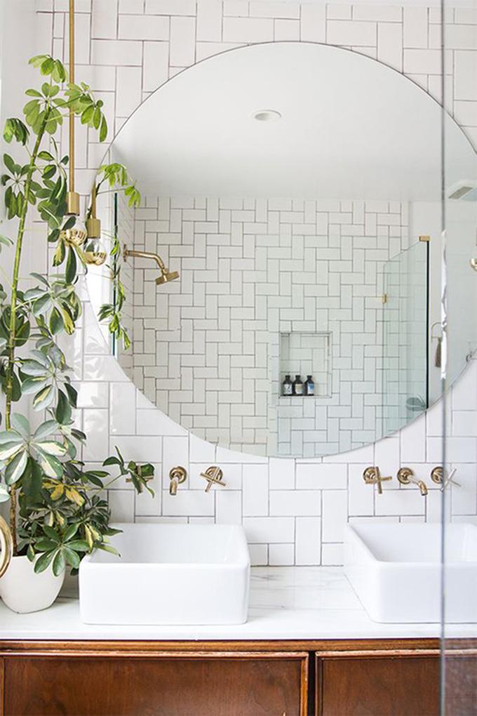 espejo xl baño