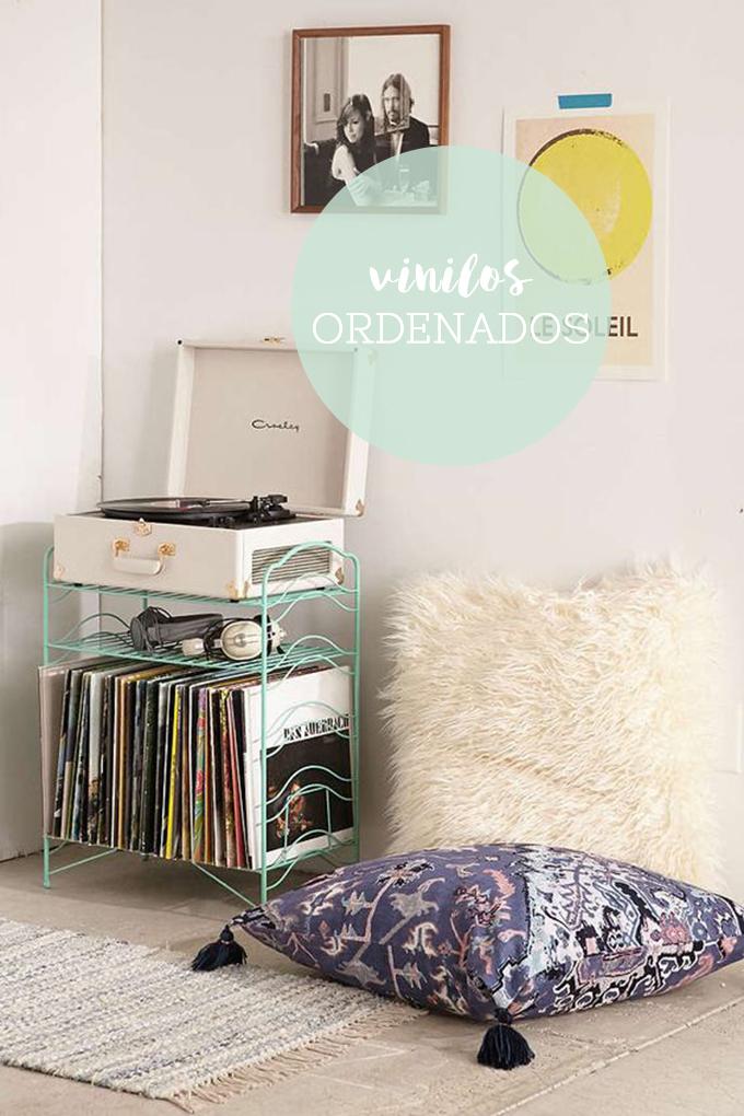 Ideas De Muebles Para Tener Los Vinilos En Orden En Casa