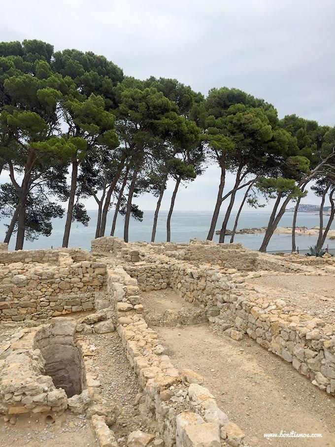 Ruinas de Ampurias, Costa Brava