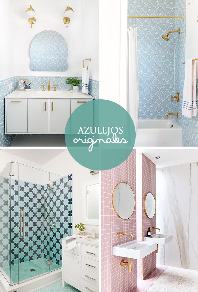 ideas de decoración para cuartos de baño