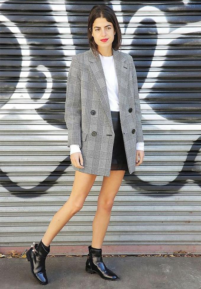 chaqueta british oversize