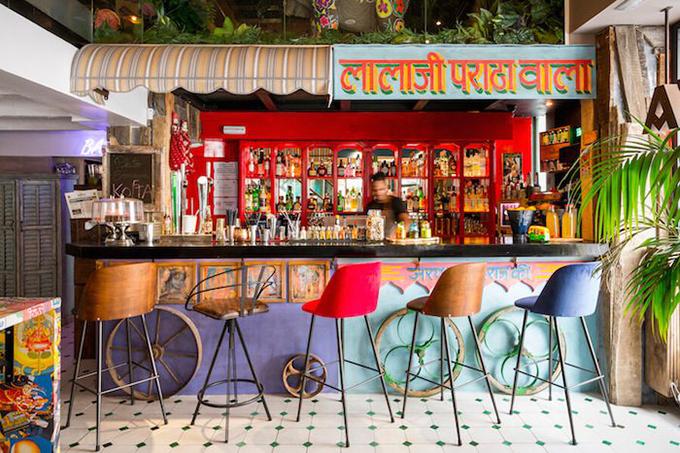 restaurantes cocina india