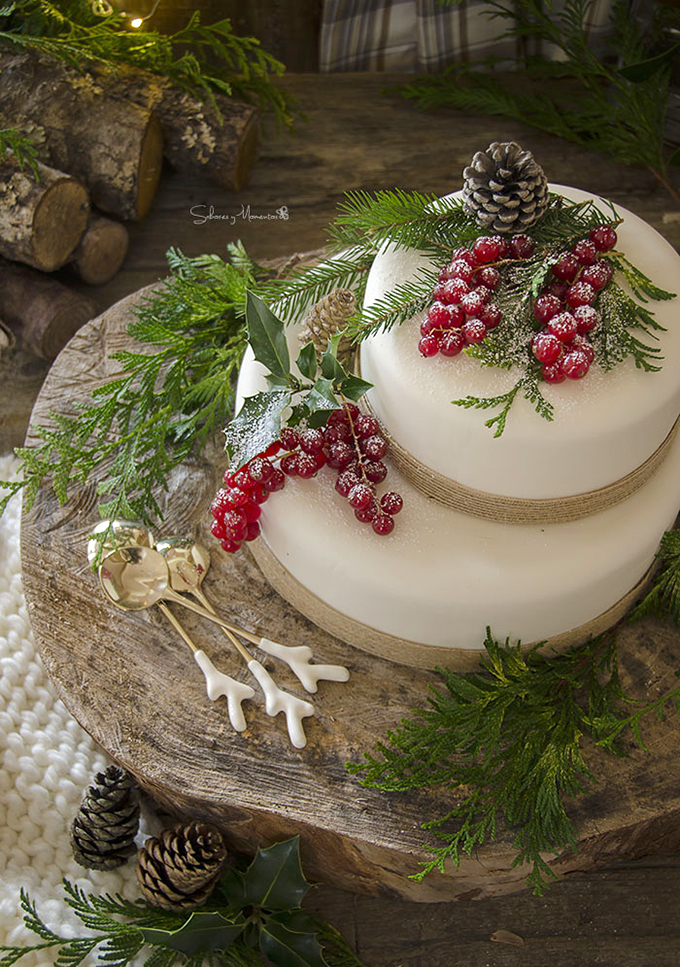 tarta invierno