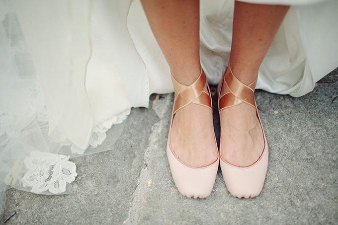 bailarinas novias