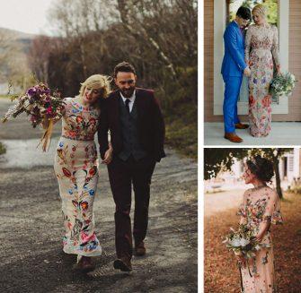 vestidos novia bordados