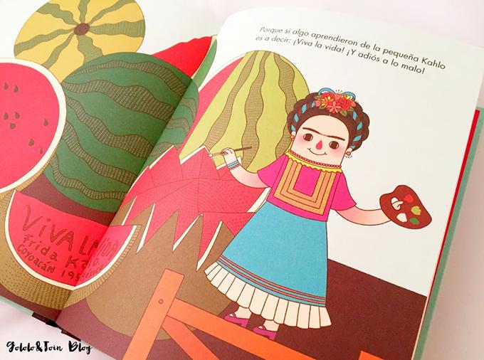 cuento Frida Khalo