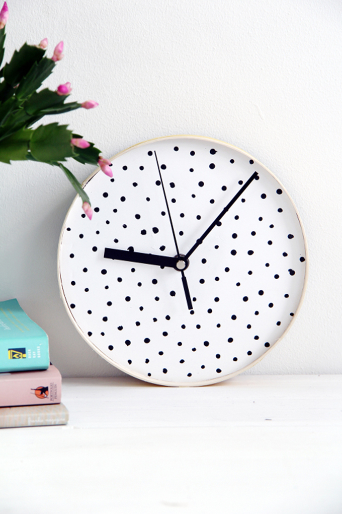 relojes diy lunares
