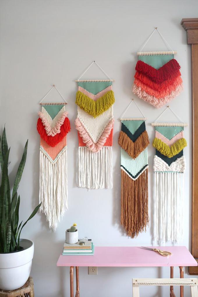 paredes llenas de tapices