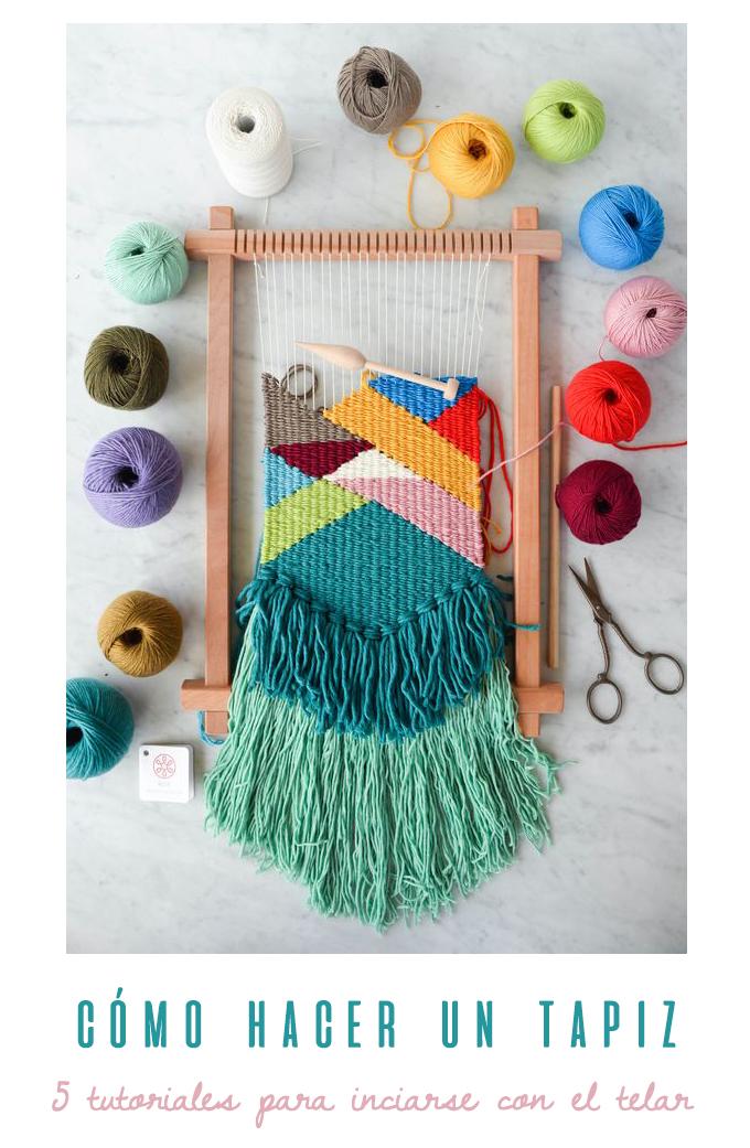 tapiz telar