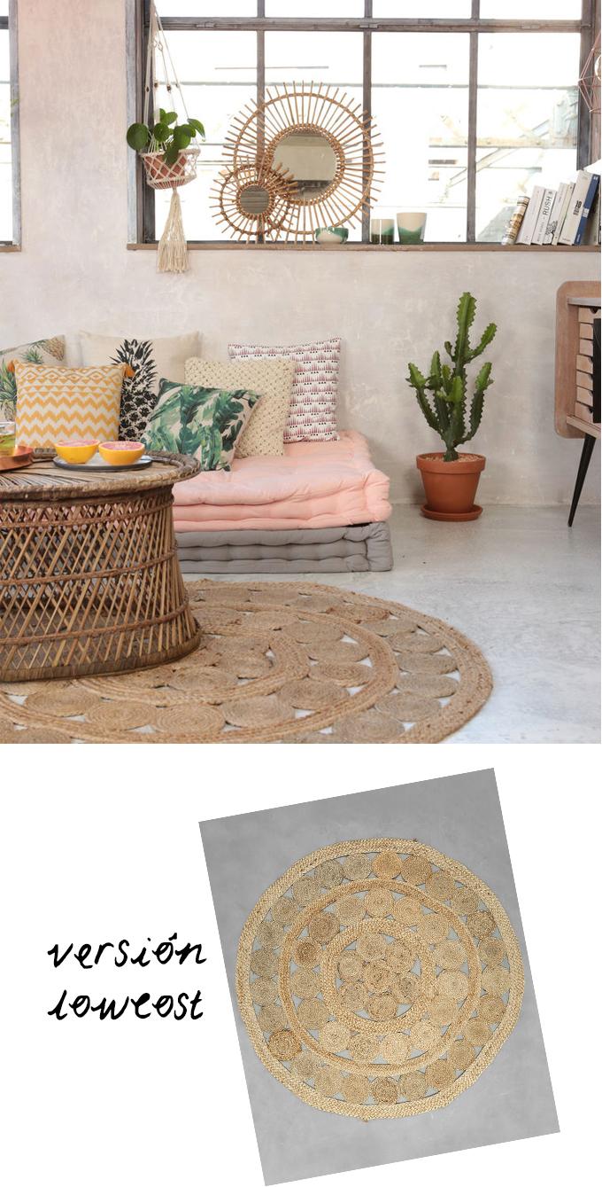 alfombra famosa
