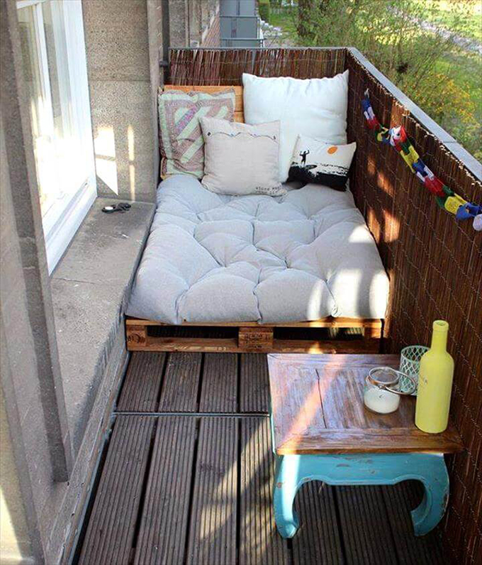 palet terraza