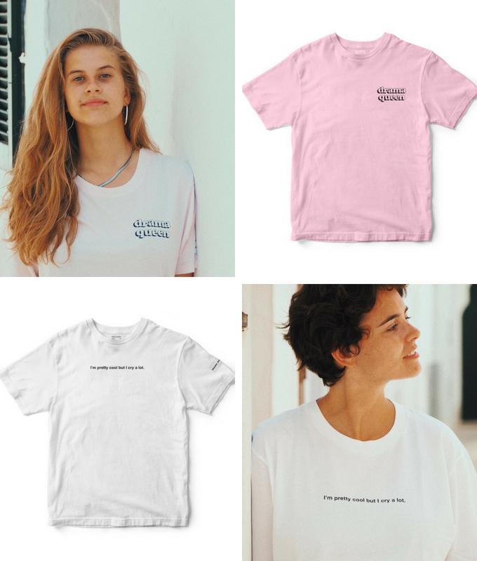 camisetas mensajes