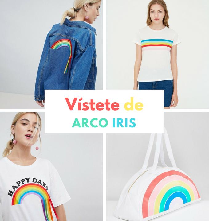 prendas arcoíris