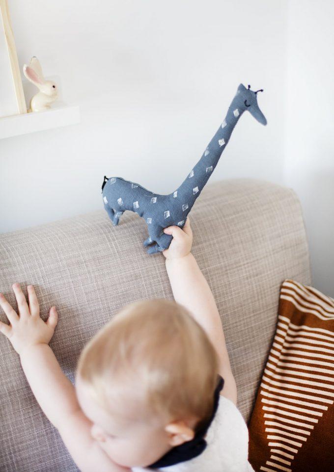 diy costura para bebés