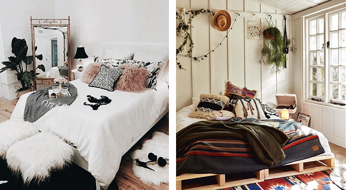 habitación invierno