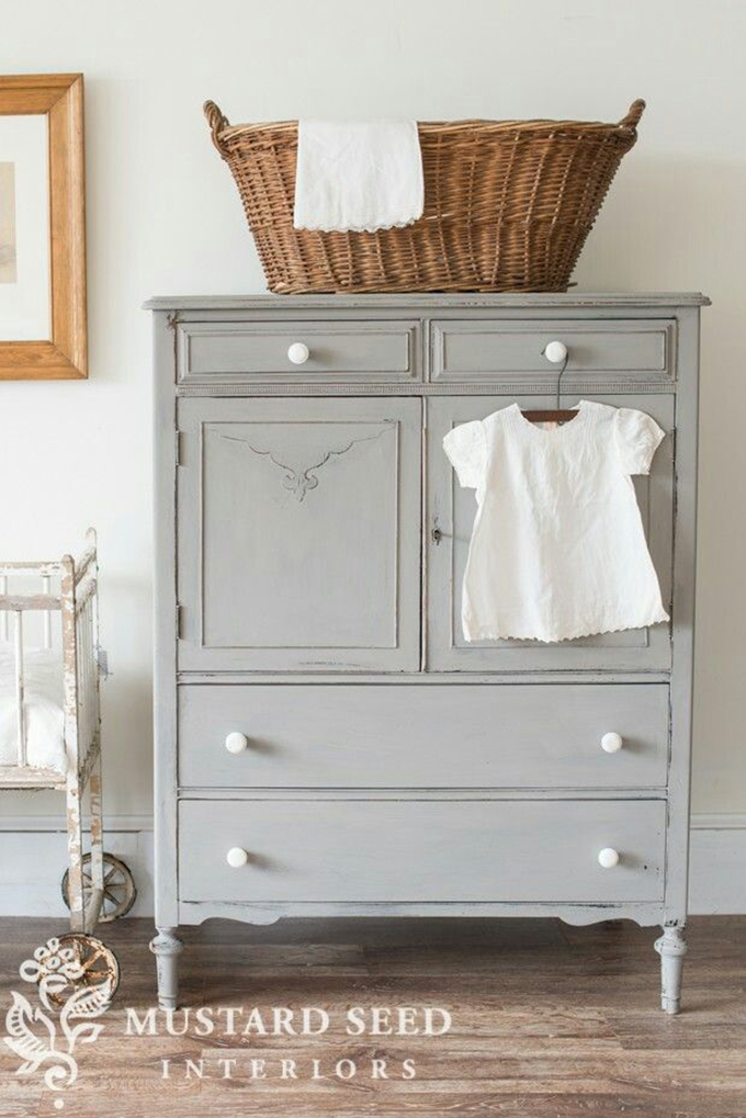 chalkpaint gris