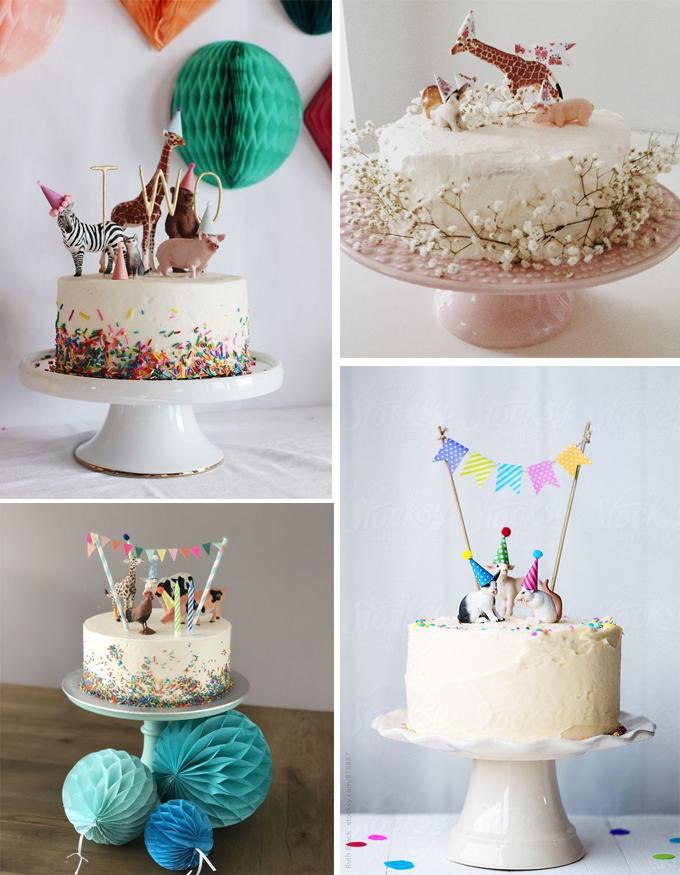 tartas infantiles